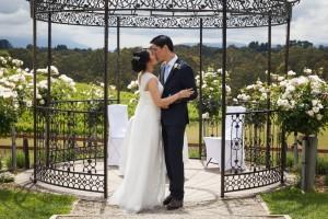 Wedding Venue: Yarra Ranges Estate. Wedding Photographer: Rick Liston